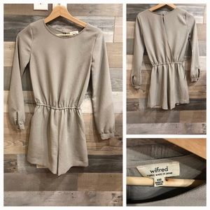 Wilfred grignard romper in perfect condition